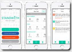 мобильное приложение поручений