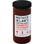 Mother In Laws Kimchi Gochujang Fermented Chile Paste, Concentraded - 10 oz jar
