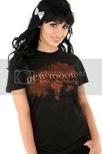 hot topic,new moon,new moon shirt,hot topic new moon