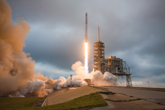 SpaceX to Launch EchoStar 23 Satellite Early Tuesday: Watch It Live
