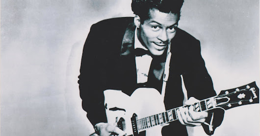 Five legendary bands whose music wouldn't sound the same without the late Chuck Berry