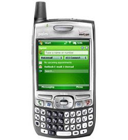 Palm Treo 700wx does Windows Mobile 6