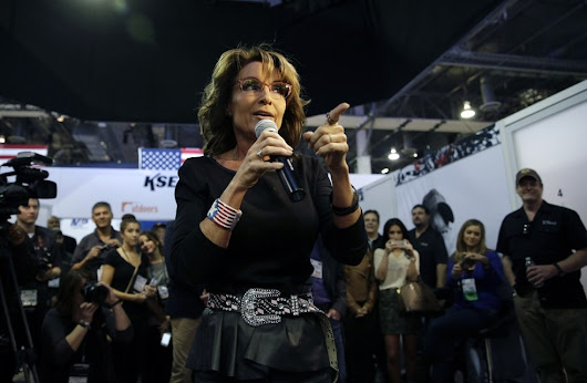 Palin says she's 'seriously interested' in 2016 campaign