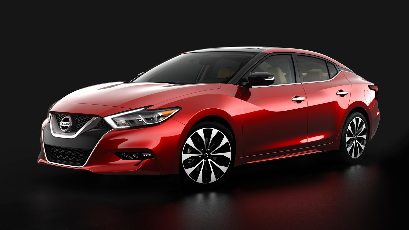 2016 Nissan Maxima First Photos Released ahead of New York Debut