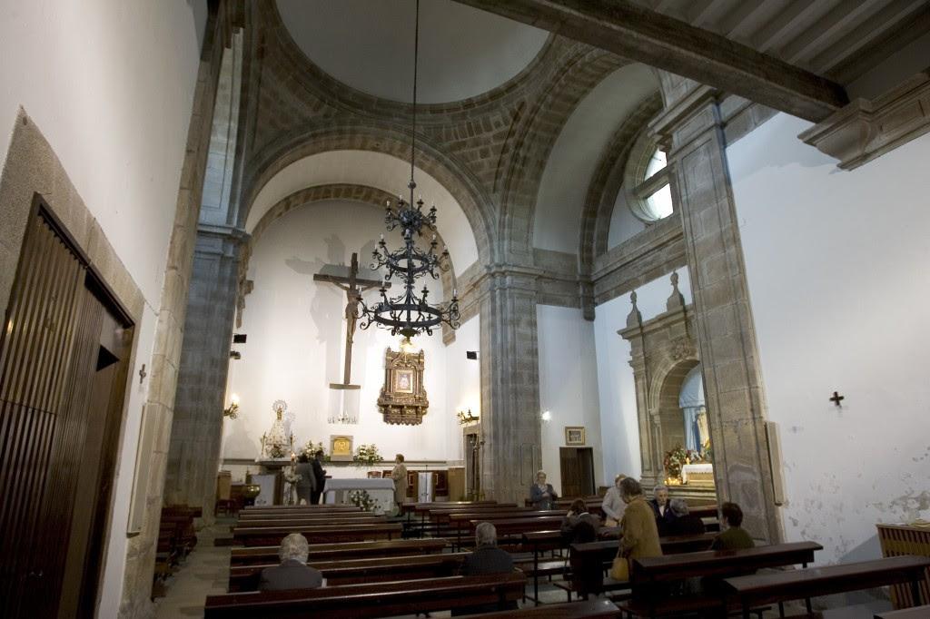 Resultado de imagen de iglesia del pilar de santiago de compostela