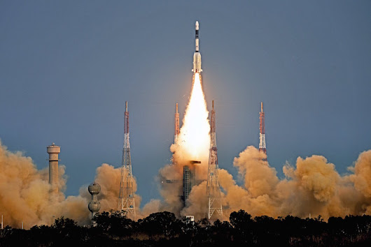 India tests upgraded engine tech in successful communications satellite launch – Spaceflight Now