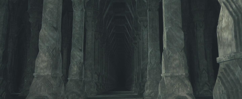 Mines Of Moria Pillars