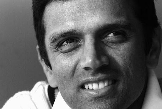 Inspiring story of Rahul Dravid conversing with a terminally-ill cricket fan over Skype