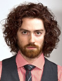 Frisuren Männer Lichtes Haar