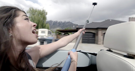 PSA: Beware the Dangers of Selfie Sticks