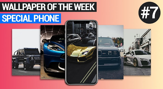 Wallpaper of the week #7 – CarsCeption Actualité Automobile