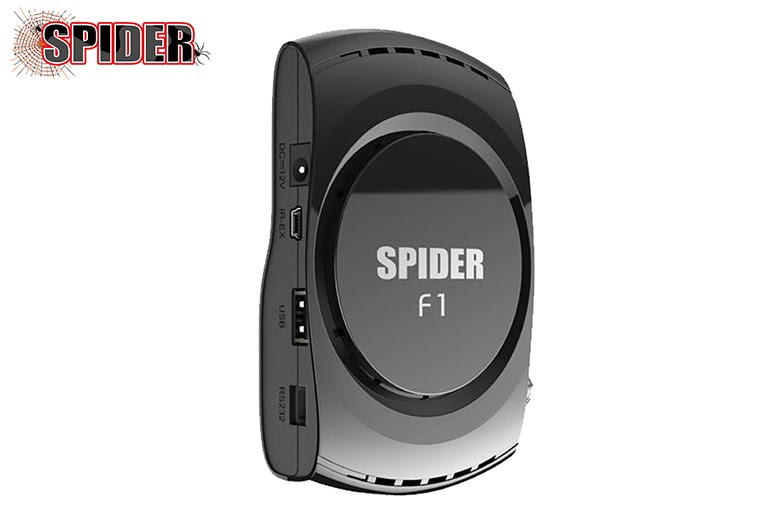 تحديث جديد لجهاز SPIDER F1