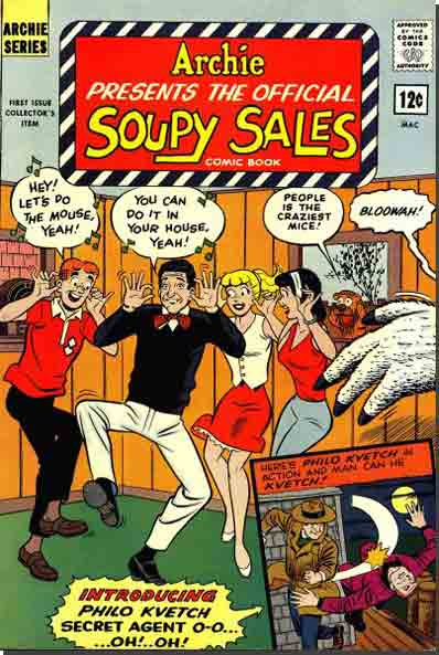 The Soupy Sales Comic Book