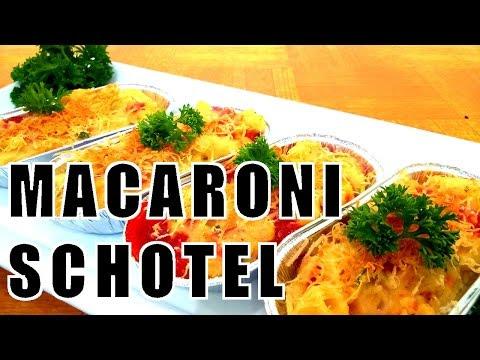 Schotel Makaroni Kukus