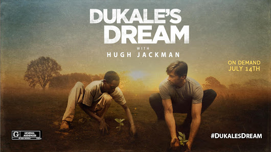 "Portland Film Fest on Twitter: ""Come see @RealHughJackman in Dukale's Dream at #pdxff15  @DukalesDream """