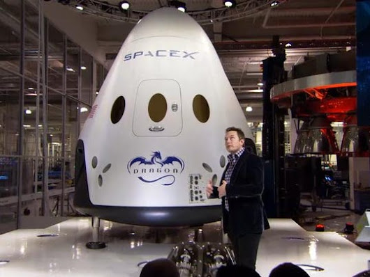NASA Orders SpaceX Astronaut Launches