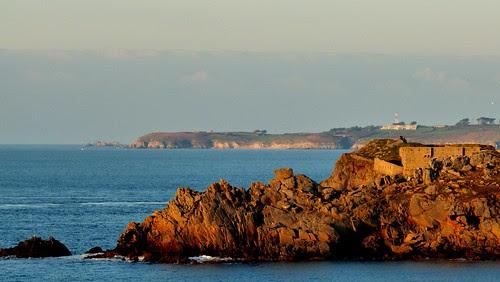 Presqu'ile de Kermorvan, Finistère, Bretagne