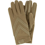 Isotoner Women's Unlined Touchscreen Driving Gloves - Camel