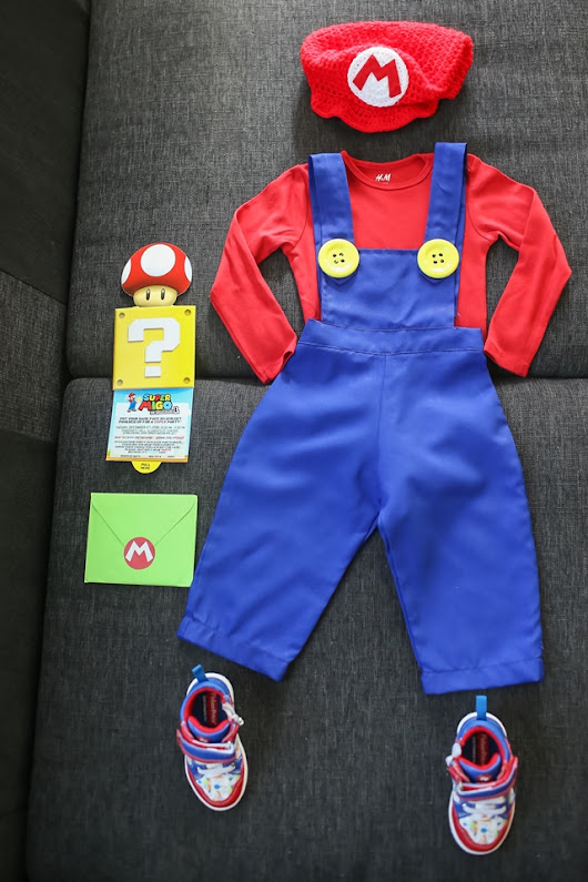 Migo's Super Mario Themed Party – 1st Birthday | Party Doll Manila