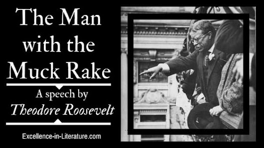 The Man with the Muck Rake - Excellence in Literature by Janice Campbell