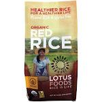 Lotus Foods Organic Red Rice 15 oz.