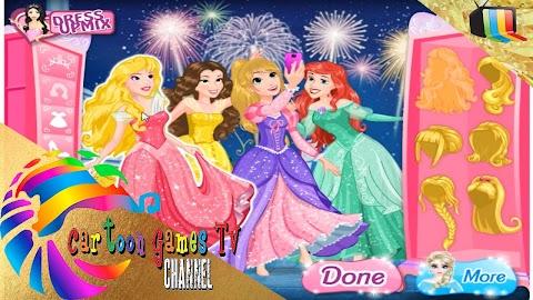 Disney Princess selfie nupcial: Juegos de Princesas.