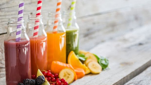 10 Delicious Detox Drink Recipes