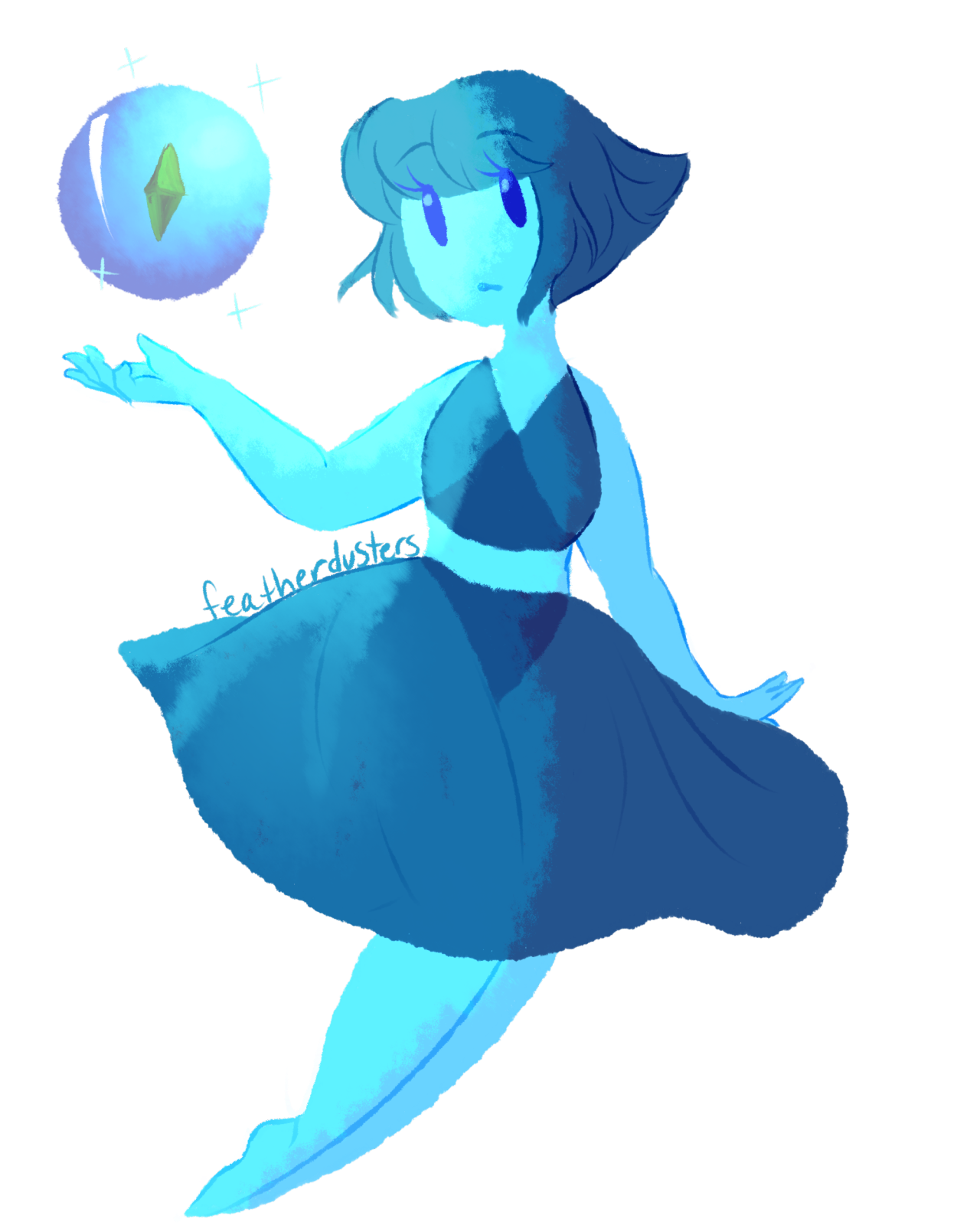 transparent lapis for my soul feel free to use on your blog