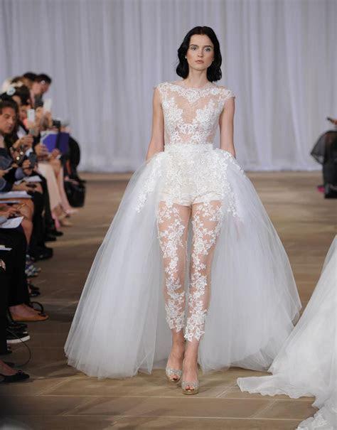 Detachable Wedding Dresses We LOVE