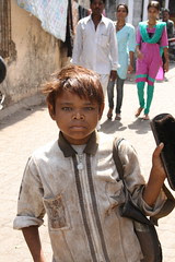 The Dying Race of The Boot Polish Boy by firoze shakir photographerno1