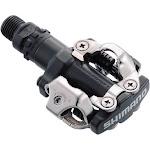 "Shimano PD-M520 Bike Pedals, Black, 9/16"" - 1 pair"