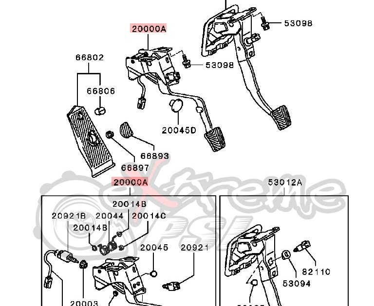 Wiring Diagram: 34 S10 Clutch Pedal Assembly Diagram