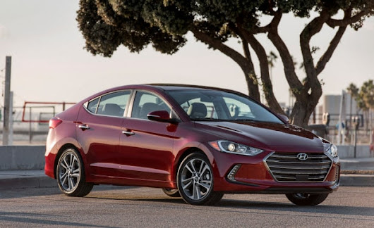 Three Hyundai Models Receive Best Fleet Value in America Awards