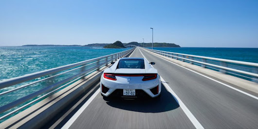 Gallery: 2017 NSX in Yamaguchi Prefecture – Acura Connected