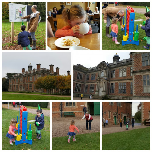 Sudbury Hall and the National Museum of Childhood - Becoming a Stay at Home Mum