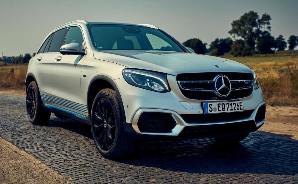 Mercedes-Benz GLC F-CELL: World's first electric car with fuel cell and plug-in hybrid | Sea ...