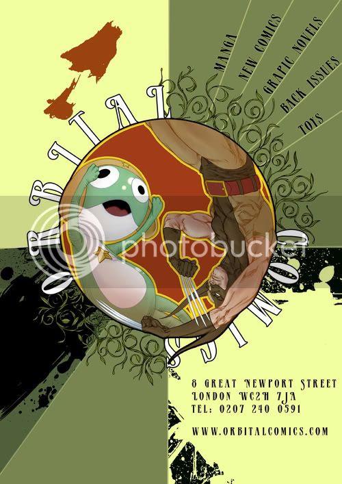Orbital Comics