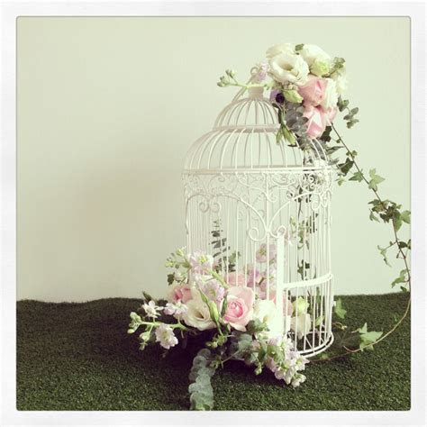 Bird cage centerpiece   Auxiliary luncheon ideas