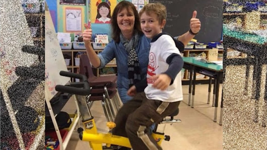 Classroom pedal power boosts Victoria students' attention