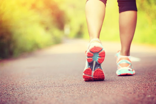 How to Find the Right Walking Shoes