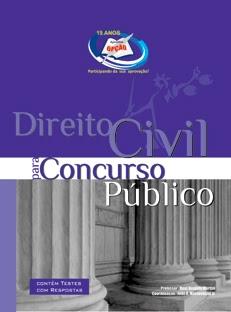 Materias de Concursos Públicos do Pará-DIREITO CIVIL