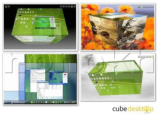 Cube Desktop Pro v1.3.1