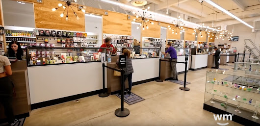 Take a Weedmaps Video Tour of Mary Mart, Tacoma's Favorite Dispensary