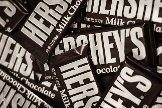 Hershey Takes the Win for Amazon's October Candy Sales
