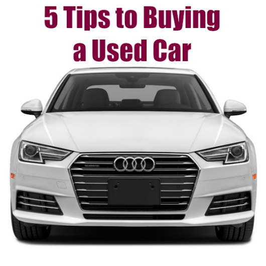 5 Helpful Tips to Buying a Used Car - A Rain of Thought