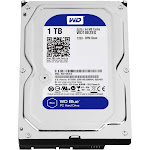 "WD Blue 1 TB Internal HDD - 3.5"" - WD10EZEX for My Cloud EX2 - SATA 6Gb/s - 7,200 rpm"