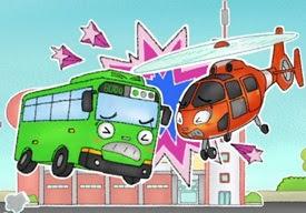 Tayo Yapboz Oyun Oyna Araba Oyunları Oyunlaroyuntime