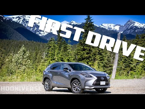 Sampling all three flavors of the 2015 Lexus NXIt's easy to figure out which one we like best | Hooniverse