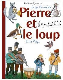 Pierre Et Le Loup Fofy à Lécole