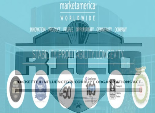 Market America  #MarketAmerica, a #MLM company, is facing a Federal Racketeering allegation of operating...